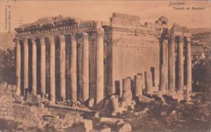 Lebanon Baalbeck Temple de Bacchus
