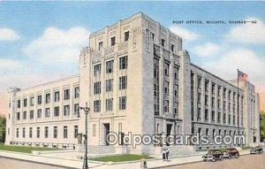 Post Office Wichita, KS, USA Unused