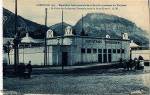 CPA Grenoble Le Palais des Industries Touristiques et le St-Eynard (684978)