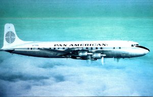 Pan American Airways DC-7B