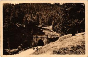 CPA LE LIORAN - Entrée Nord du Tunnel (480422)