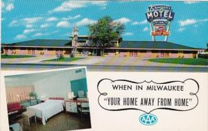 Wisconsin Milwaukee Krueger's Motel