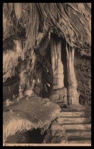Les Mysterleuses,Grottes de Han,Belgium BIN
