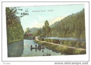 Dalslands canal, 00-10s SWEDEN