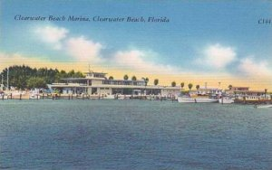 Florida Clearwater Beach Clearwater Beach Marina