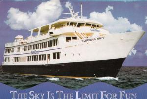 Casino Cruise Ship : FUNKRUZ , Madeira Beach , Florida , 80-90s