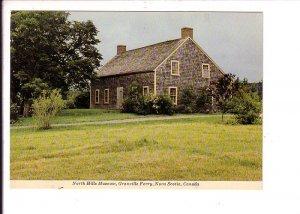 North Hills Museum, Ganville Ferry Nova Scotia, Canada,