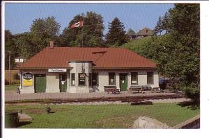 Terminal Rail, Train Station, Port Stanley , Ontario