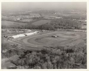 Meadow Run Farms , Harness Horse Race Track , 1984 ; New Jersey