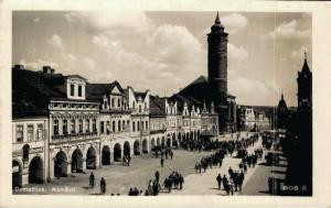 Czech Republic Domazlice Námêstí 02.94
