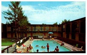Canada  Niagra Falls ONT Cairn-Croft Motor Hotel