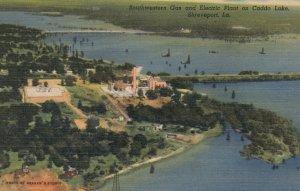 SHREVEPORT , Louisiana , 30-40s ; Caddo Lake Electric Plant