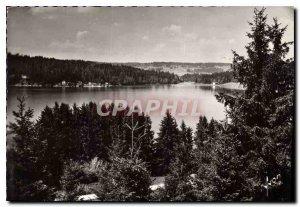 Postcard Modern Surroundings of Pontarlier Lake Saint Point