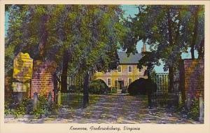 Kenmore Fredericksburg Virginia