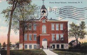New York Johnstown Perry Street School 1911