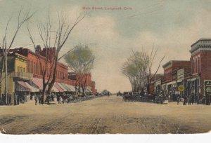 LONGMONT , Colorado , 00-10s ; Main Street