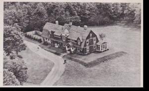 New York ST. Joseph,Air View of Priests Residence   Albertype