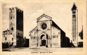 CPA VERONA Basilica S.Zeno . ITALY (493722)