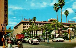Florida Jacksonville Hemming Park 1961