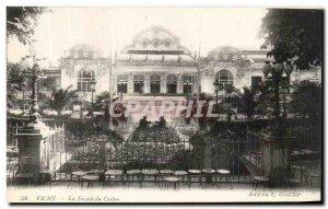Postcard The Old Vichy Casino Facade