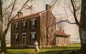 KY - Auburn. Minister's Home of Shakertown