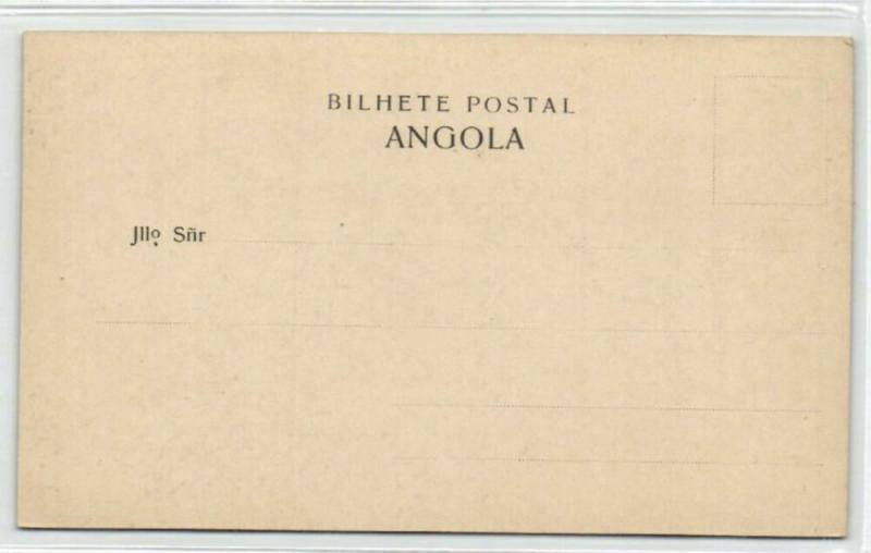 angola, Rio Quanza, Acima do Dondo, Native Canoe (1899)