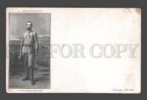 084232 FRANCE Philippoteaux Le Commandant Marchand Vintage PC