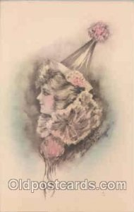 Artist Cobb Shinn or Tom Yad, (USA) Unused