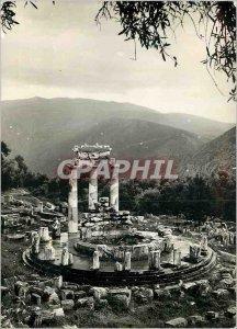 Postcard Modern Delphi The Tholos