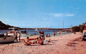 Curacao, Netherlands Antilles Post card Old Vintage Antique Postcard Spaanse ...