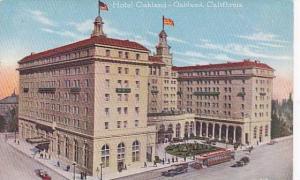 Hotel Oakland, Oakland, California, 1900-1910s