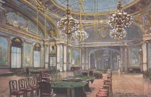 Monte Carlo , Salon de Roulette , 00-10s ; TUCK 7053 P No 27