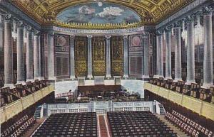 Kurhaus, Grosser Konzertsaal Mit Orgel, Wiesbaden (Hesse), Germany, 1900-1910s