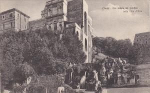 Una Veduta Del Giardino Nella Villa d'Este, TIVOLI (Lazio), Italy, 1900-1910s