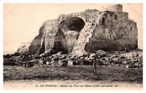 19288   Le Portel  ruines de Fort de l'heurt