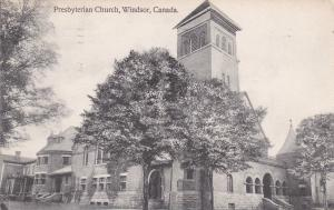 WINDSOR, Ontario, Canada, PU-1909 ; Presbyterian Church Version-2
