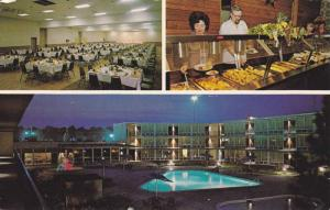 3-Views, Ramada Inn and Convention Center, Tupelo, Mississippi, 40-60s