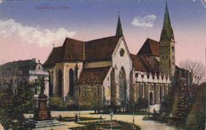 Dom, Augsburg (Bavaria), Germany, 1900-1910s