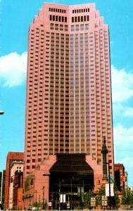 Ohio Cleveland Standard Oil Headquarters Office Tower The Sohio Building