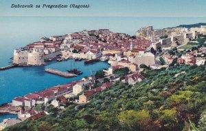 DUBROVNIK sa Pregradjem ( RAGUSA) , Croatia , 1900-10s