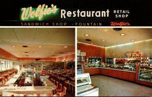 Florida St Petersburg Wolfie's Restaurant & Retail Shop