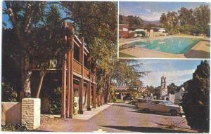 The Oaks at Ojai 122 E. Ojai Ave. Ojai, California, 1971 chrome