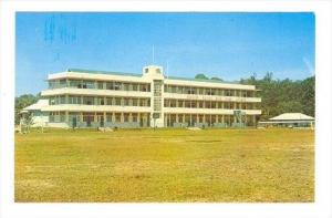 Malay's Women's College , Brunei, 40-60s