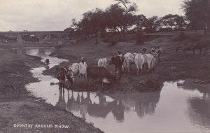 RP: MHOW , India , 00-10s ; Country View