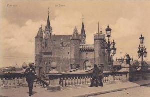 Anvers, Le Steen, Antwerp, Belgium, 00-10s