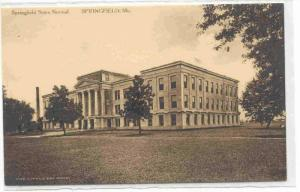 Springfield State Normal, Springfield, Missouri,  00-10s
