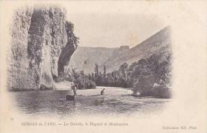 France Gorges Du Tarn Les Detroits le Plagniol de Montesquiou