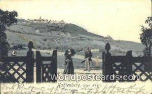 Kahlenberg Wien, Vienna Austria 1908
