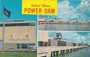 New York Massena Robert Moses Power Dam