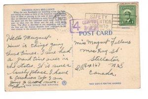 Canada Postage Due Cancel 1944, Toronto, Ontario